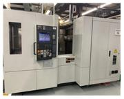 "22"" X Axis 22"" Y Axis Mori Seiki NH-4000 DCG HORZ MACHINING CENTER, MSX 501 III"