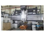 Okuma MCR-B III 30/50 5-Face CNC Double Column Machining Center