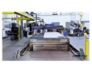 Messer Titan 8/4  6' x 14' CNC Plasma Cutting System With HPR 800XD