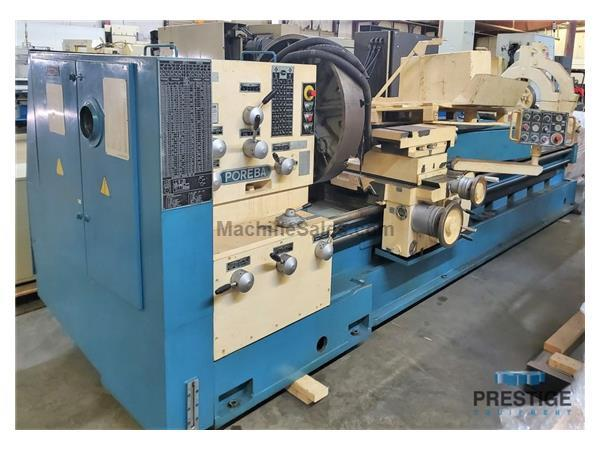 "POREBA TRP93/3M 36"" x 118"" Manual Lathe"