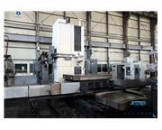 "Hyundai KBN-135 5.3"" CNC Table Type Boring Mill"