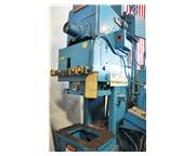 "75 Ton, Niagara # E-75 , OBI punch press, 8"" stroke, 21"" Shut Height, dual palm"