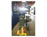 "Lagun # FTV-3 , 11"" x58"" table., X-Axis power feed, 8"" riser block, 2-Axis"