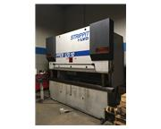 2001 LVD Strippit, PPEB120-10, 10' x 120 Ton, 4 Axis Gauges