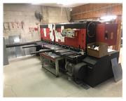 "10'x1/4"" Amada M-3060 CNC Power Squaring Shear"