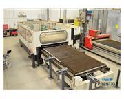 Mazak 4000 Watt  Hyper Gear 510 CNC Flying Optic CNC Laser