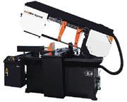 New Cosen SH-500M Semi-Automatic Hydraulic Miter Cutting Bandsaw