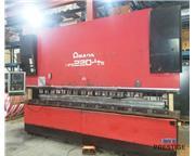 Amada HFE-220-4S 242 Ton x 14' 7-Axis CNC Down Acting Hydraulic Press B