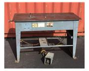 """LUBOW ML6 SINGLE STOP TABLE BENDER, 24"""" X 60"""" TABLE SIZE"""