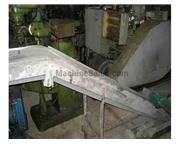CONVEYOR WITH RUBBER BELT