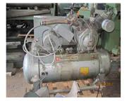 INGERSOLL RAND 10HP AIR COMPRESSOR - TANK MOUNTED