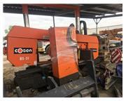 Preowned 20.5″ x 40″ Cosen SH-1000DM Semi-Automatic Band Saw