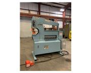 Scotchman 65 Ton Hydraulic Ironworker, Model 6509