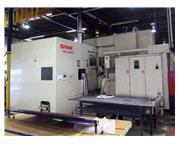 SNK HPS-120B 5-Axis CNC Horizontal High Speed Aerospace Profiler