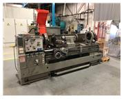"26"" Swing 80"" Centers Sharp 2680C ENGINE LATHE, Inch/Metric,Gap,4-Jaw, Steady, A"