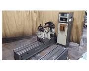 1500 LB SCHENCK MODEL HM30CK HORIZONTAL BALANCING MACHINE