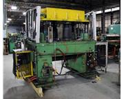 "100 Ton x 3"" ASC 4-Post Flying Cut Off Press"