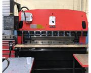 AMADA RG80 88 Ton x 8' 3-Axis CNC Upacting Press Brake