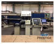 TRUMPF Trumatic 6000L 25 Ton CNC Punch With 3200 Watt Laser