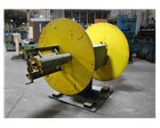 6,000 Lb. x 24″ COE PRESS EQUIPMENT Double Uncoiler