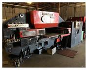 33 Ton Amada Pega 344 CNC Turret Punch, Stock 1131