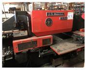 33 Ton Amada Pega 344 CNC Turret Punch, Stock 1132
