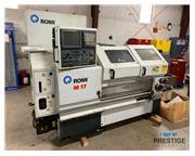 "Romi  M17 17"" x 40"" CNC Flat Bed Lathe"
