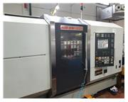 MORI SEIKI NZ2000 3 TURRET 2 SPINDLE CNC MULTIAXIS TURNING CENTER 2007