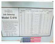 """9"""" x 16"""" DoAll # C916S , horizontal miter band saw (swivel head), warranty, swiv"""
