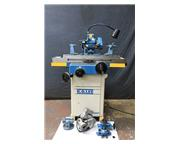 K.O. Lee B2060BM, NEW 1999, BALL BEARING TABLE, TOOL  CUTTER GRINDER, FRONT  REAR HANDHWEE
