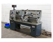 "13"" Swing 40"" Centers Turnmaster 1340G ENGINE LATHE, Inch/Metric, Gap, trak DRO,"