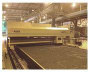Koike # LT-3540 Lasertex Series, gantry type laser,4000 watt, Fanuc 160iL,2002, #10375
