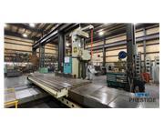 Giddings & Lewis Model G60-T 4-Axis CNC Horizontal Boring Mill