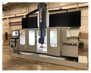 Tarus TBM5-TF CNC Vertical 5 Axis Gantry Mill