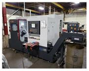2018 Samsung SL-2500BSY CNC Turning Center with Live Tooling, Y-Axis &