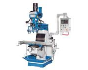 "KNUTH MODEL ""MF 1 VKP"" MULTI-PURPOSE MILLING MACHINE"