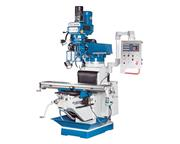 "KNUTH ""MF 5 VKP"" MULTI-PURPOSE MILLING MACHINE"