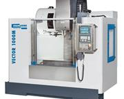 "KNUTH ""VECTOR"" CNC VERTICAL MACHINING CENTER"