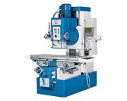 KNUTH MODEL KB 1400 BED TYPE MILLING MACHINE