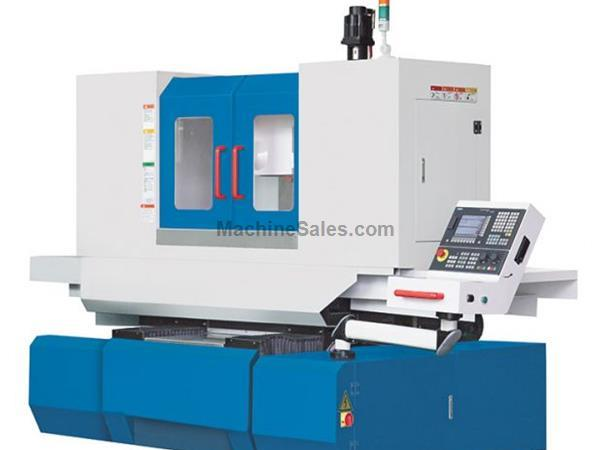 KNUTH FS 4080 M CNC SURFACE GRINDING MACHINE