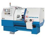 KNUTH MDOEL NUMTURN CNC 420 ECO CNC BOX WAY LATHE