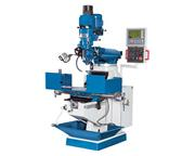 KNUTH MODEL MF 1 P MULTI-PURPOSE MILLING MACHINE