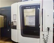DMG MORI SEIKI, NHX 6300, FULL 4TH, 60 ATC, NEW: 2016