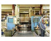 "Bullard Dynautape 66"" CNC Vertical Boring Mill"