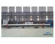 "SMG 2500 x 12000 Heavy Duty CNC Lathe 152"" x 787"""