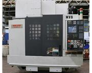 "31"" X Axis 20"" Y Axis Mori Seiki NV5000 1A/40 VERTICAL MACHINING CENTER, MSX-501"