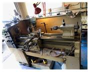 """13"""" Swing 40"""" Centers DoAll-Romi 13 ENGINE LATHE, Inch/Metric,3-Jaw,5C Collet Cl"""