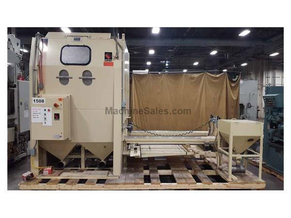 EMPIRE PRO-FINISH MODEL 7272 PRC-12 ABRASIVE BLAST FINISHING SYSTEM