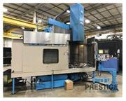 "OM Ltd Omega 70 49"" CNC Vertical Boring Mill"
