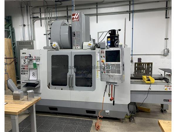 HAAS VF-3SSAPC VERTICAL MACHINING CENTER
